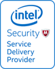 McAfee certified Service Delivery Specialist