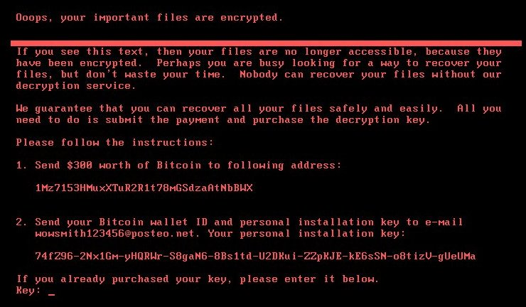 Petya or ExPetr Latest Ransomware Outbreak