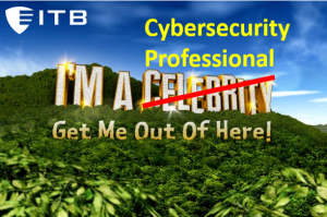 I'm a Cybersecurity Professional 'Get Me Out of Here'