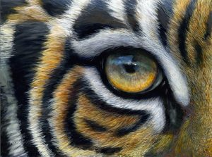 When it comes to Security we all need 'The Eye of the Tiger'